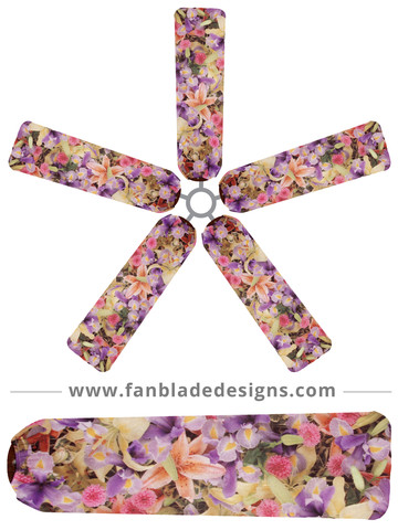 Ceiling-Fan-Blade-Cover-Design-Tropical-Designs-Bouquet-Flowers_large
